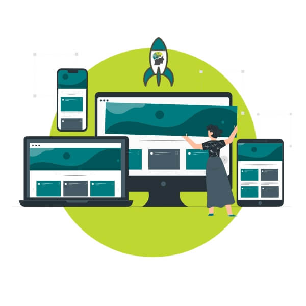 Website-as-a-Service All-Inclusive Design, Build, Host, Update, Maintain and More 1